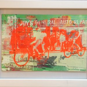 Cykler på Joys